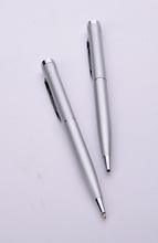 twist metal pen,metal ballpoint pen,promotional metal pen