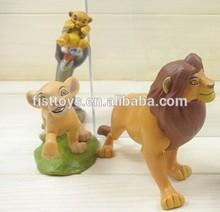 Lion King anime plastic figure cartoon figure