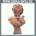 china fornecedor personalizado estátua de churchill bronze escultura do busto