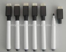 Dry Erase Marker Whiteboard Marker With Magnet Brush