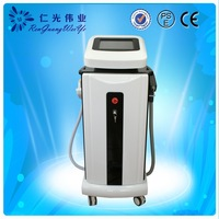 China wholesale ipl rf nd yag laser hair removal machine/ipl hair removal system