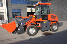 2015 hot sale small shovel loader wheel loader with hydraulic joystick remote control for export