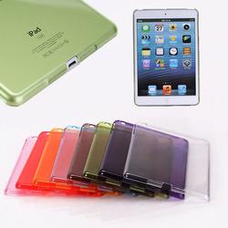 Wholesale Transparent PC hard case for iPad mini factory price