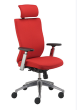 high back office chair mechanism