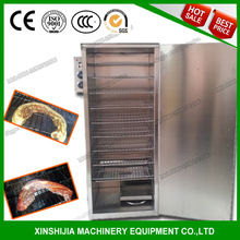 Customer best loved electric staibless steel barbecue smoker(skype:xinshijia.jessica)