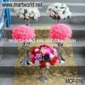 Centerpieces casamento, decoração de casamento mesa central, pendurado crystal decoração do casamento( mcp- 016)