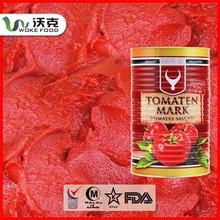 Size 70G-4.5KG tomato pizza sauce