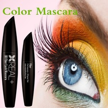 Promotion most innovative new products real+ 3d fiber lashes extension mascara tube