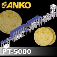 Anko Small Scale Making Filling Frozen Automatic Pita Bread Line