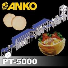 Anko Small Scale Making Lebanese Frozen Pita Bread Bakery Equipment Machine