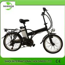 2015 high quality folding electric bicycle china / SQ-EF-1