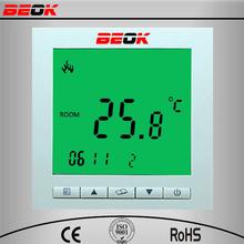 5+1+1 programmable digital temperature control adjust room thermostat