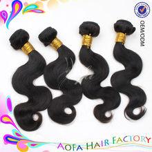 High quality new fashion wholesale raw unprocesse hair weft brazilian virgin hair