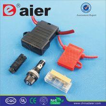 Daier 10A 250VAC 12V fuse block