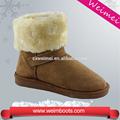 mulheres inverno botas de couro venda quente venda quente boot neve