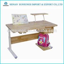 Adjustable table mechanism/computer desk wholesale /wooden office furniture