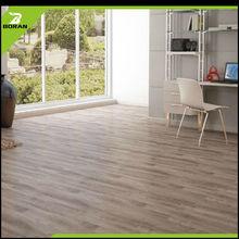 Eco-friendly resilient pvc vinyl floor with interlock system
