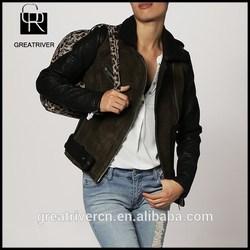 2015 cheap motorbike jacket fashion indian leather jacket motorcycle