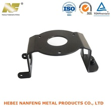 Fabrication bended furnitures brackets products sheet metal stamps
