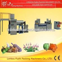 PE Bath Ball/Egg/Fruit/Vegetable/Garlic Net Making Machine for supermarket