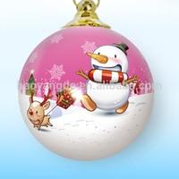 Foam christmas ball christmas tree decoration