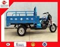 200cc motorizado grande triciclo na Índia 3 roda da motocicleta