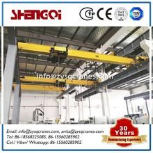 ND type New design 1ton ~ 32 ton european type overhead crane