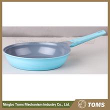 New style AL Die Cast 28cm enamel coated cast iron cookware