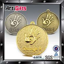Promotion tling medal ornament