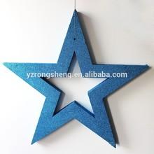 Foam decor christmas 80cm star ornament
