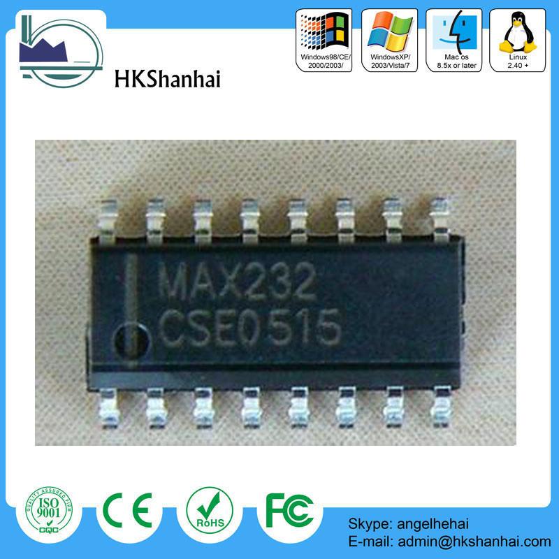 микросхема max232 / ic
