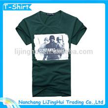 Cheap Manufacturer Brand Print Lady T-shirt