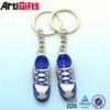 Wholesale cheap 3d sneaker shoe keyrings