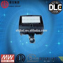 CE,RoHS,DLC,ETL approved IP65 high performance parking lot light bulbs 300w
