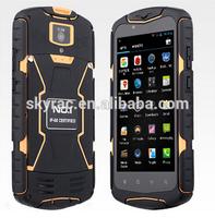 Original NO.1 Smartphone X1 X-Men IP68 Rugged Waterproof Shockproof Phone Quad Core Android 4.4 5.0'' HD IPS 1GB + 8GB 13MP GPS