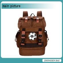 2015 school backpack Fancy vintage 15 inch laptop school backpack