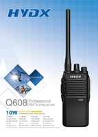 HYDX Q608 Walky Talky Long Distance Military Mobile Phone