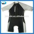 Tecido Neoprene traje de mergulho 3 mm Neoprene surf terno para crianças