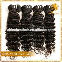 Factory Wholesale No Shedding No Mix No Tangle Brazilian Virgin Hair Bundles Deep Curly