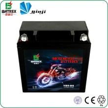 Power Volt Battery Heavy Duty 12v 9ah Motorcycle Battery