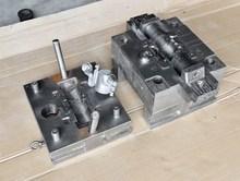 Aluminium casting mold and die casting parts