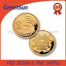 Fashion Classical Coins Gold