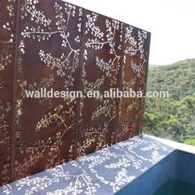 metal outdoor privacy screens