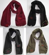 men women fashion winter warm fleece long scarf shawl muffler scarf