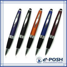 Handy beautiful uniquemetal stylus promotional stationary gift logo pen