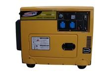AC 5 kva 3 phase generator home use diesel generator low noise