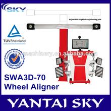 China supplier SWA3D-70 3D wheel aligner/3d wheel alignment