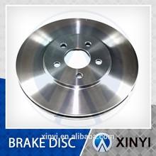 Brake disc type brake