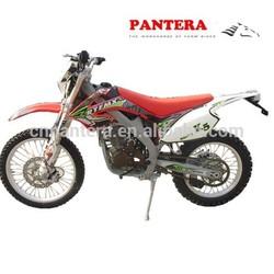 PT250-K5 Light Weight Water-cooled Four Stroke Engine Loncin Dirt Bike 200cc