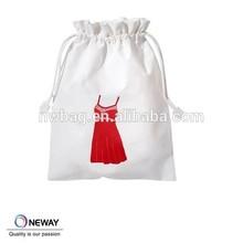 100% Cotton Lingerie Travel Bag Swimsuit Travel Bag
